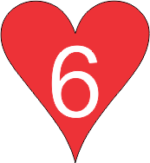 6 of hearts featured image